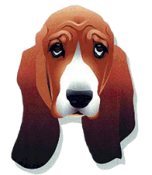 Basset Rescue of Old Dominion Logo