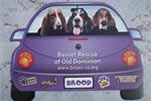 Brood Pupmobile Magnet (Purple)