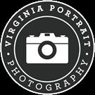VA Portrait logo of a camera icon.