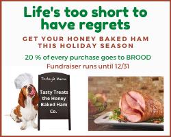 Website Honey Baked Ham fundraiser