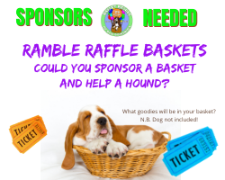 Website Raffle Basket Sponsorships