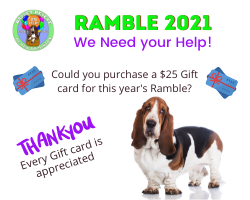 Website Ramble gift cards