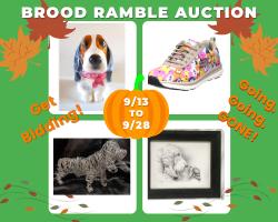 Website BROOD Ramble Auction 2021